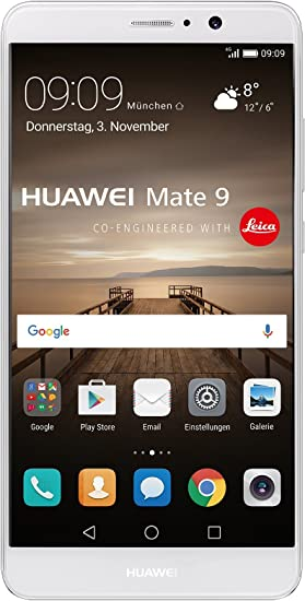 Huawei Mate 9 SIM doble 4G 64GB Plata: Amazon.es: Electrónica