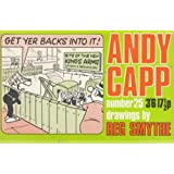 Andy Capp Number 25 (Get yer backs into it!)