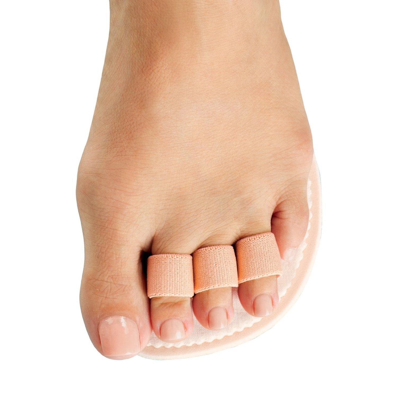 Dr. Jills Triple Toe, Hammertoe Straigtener (Budin Toe Splint) (Right) by Dr. Jill's