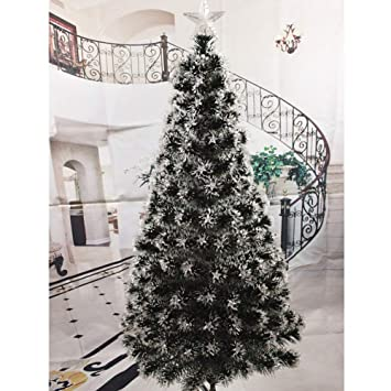 Weihnachtsbaum Aufbauen.Amazon De Dw Hx Fiber Optic Künstlicher Weihnachtsbaum Farbe