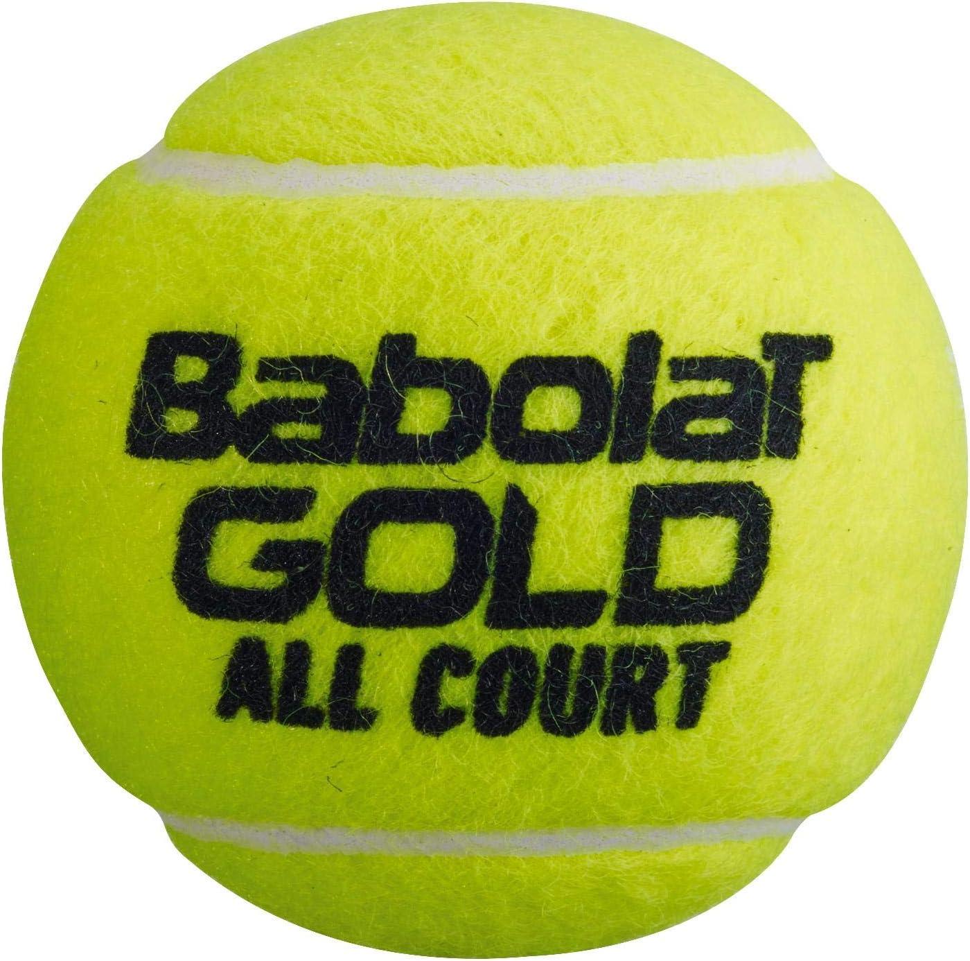 2x 3 Ball Tube BRAND NEW /& SEALED Babolat First ITF Durable Tennis Balls