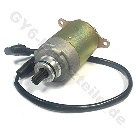 Atv,rv,boat & Other Vehicle Original Replacement Starter Motor Vehicle Gy6 150cc 125cc Scooter Atv Moped