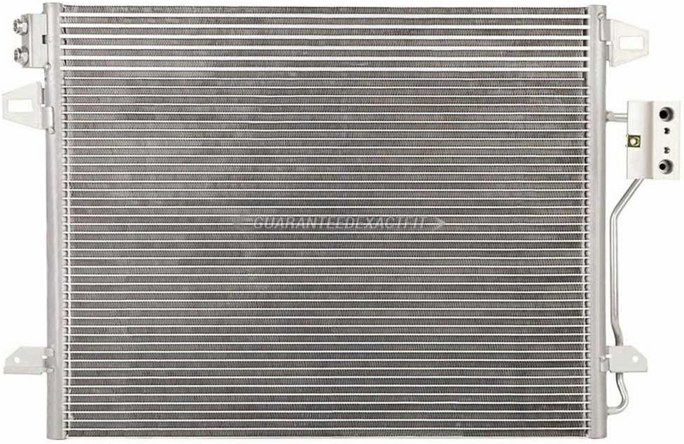 For Chrysler Town /& Country Dodge Caravan A//C AC Air Conditioning Condenser BuyAutoParts 60-60501N NEW