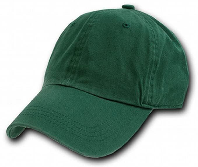 DECKY Washed Polo Cap Baseball Caps (Adjtable  3ac43c59e1a