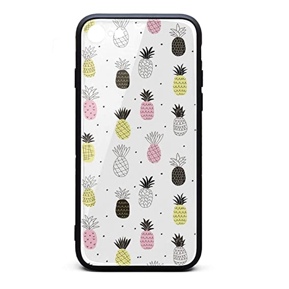 Amazon Com Phone Case For Iphone6 6s Retro Pineapple Decoration