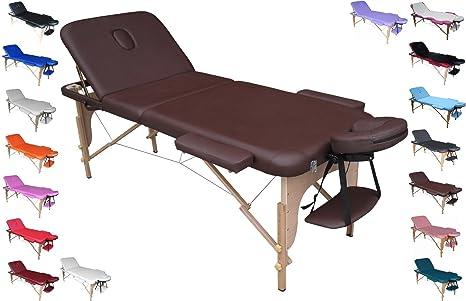 Lettino Da Estetista Pieghevole.Polironeshop Lettino Portatile Pieghevole Per Massaggi Estetista