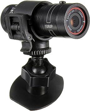 Waterproof Full HD 1080P Action Helmet Sports Camera For Bike Motorcycle Bicycle
