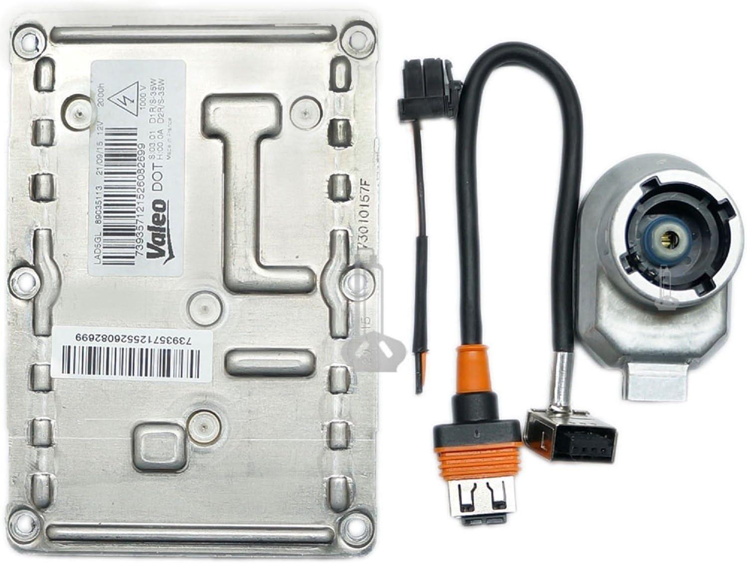 Genuine OEM Koito Xenon HID Ballast Control Unit Computer Module for 2010 2011 2012 2013 Buick Lacrosse 22743220