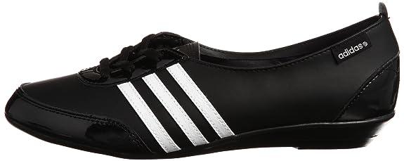Adidas Weneo Court W Sneaker Damen schwarz: Amazon.de: Schuhe & Handtaschen