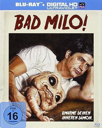 Bad Milo Blu Ray