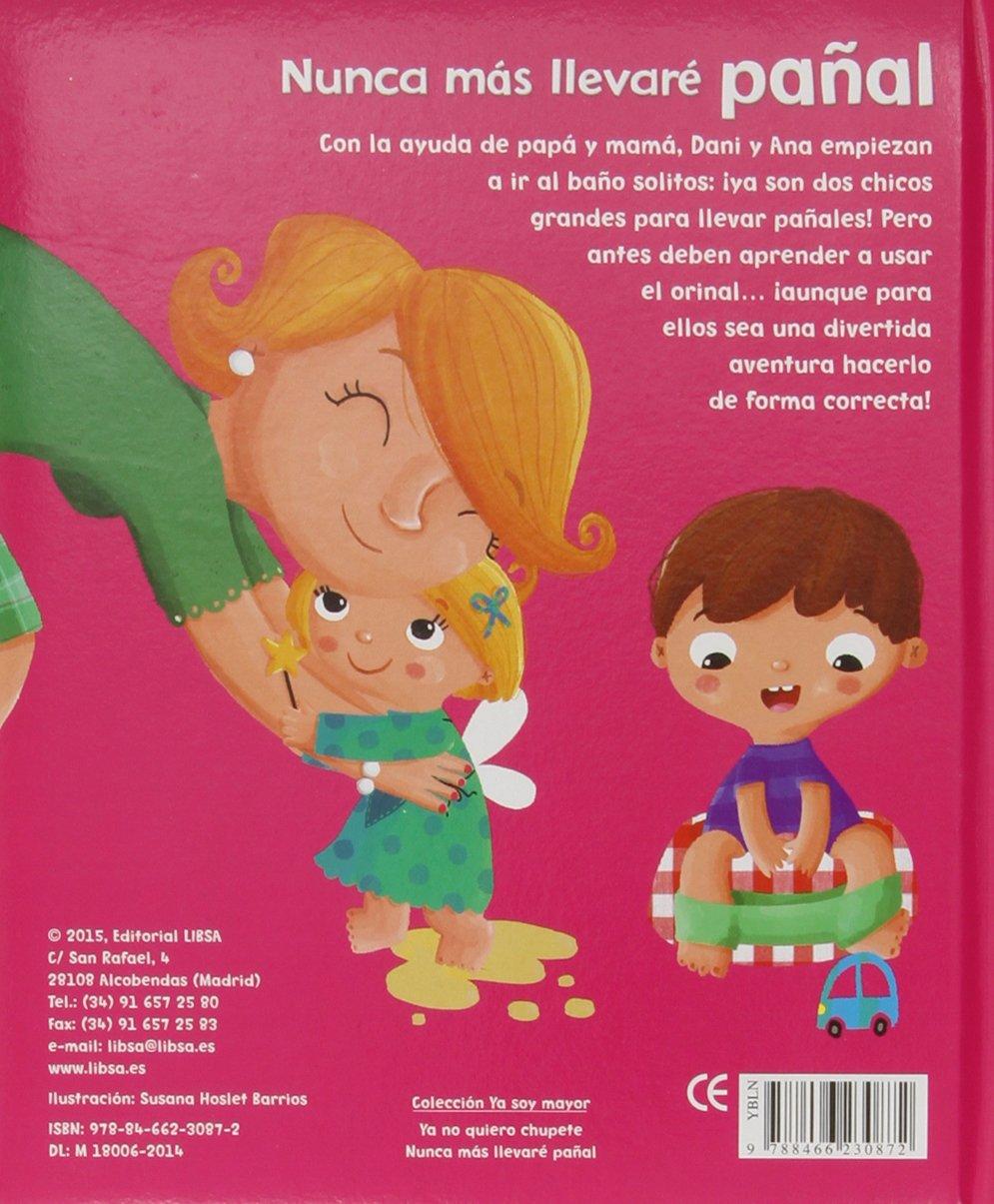 NUNCA MAS PA¥ALES YA SOY MA LIBSA: Ediciones Winbook: 9788466230872 ...
