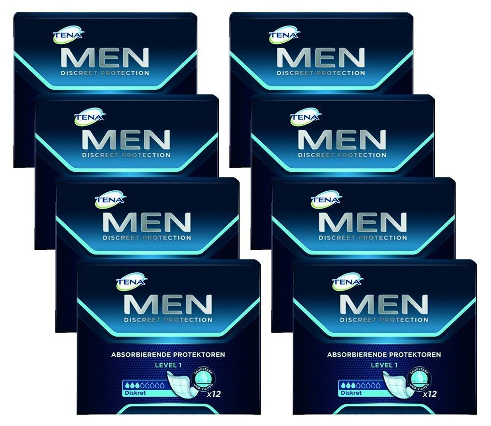 Tena Men Level 1 Inkontinenzeinlagen für Männer mit leichter ...