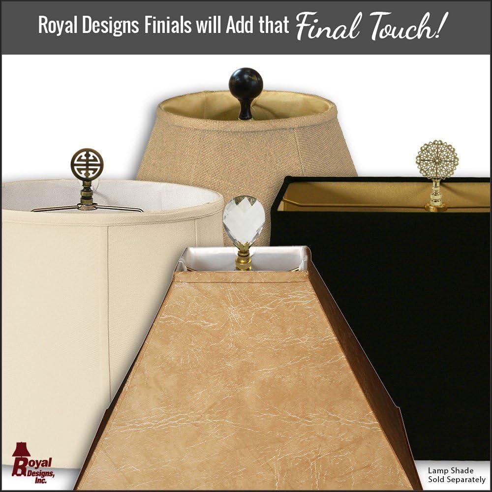 6 x 12 x 10.5 Inc Beige BS-715-12BG Royal Designs Square Bell Basic Lamp Shade