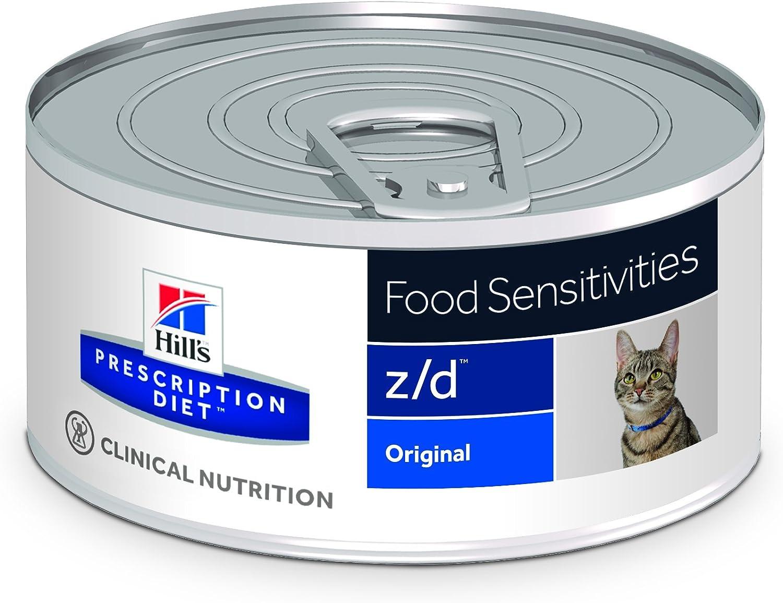 Hill's Feline Z/D Ultra Can Comida para Gatos - 156 gr x 24 unidades