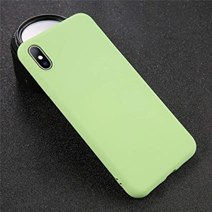 Amazon.com Candy Color Silicone Case for iPhone 11 Pro 11
