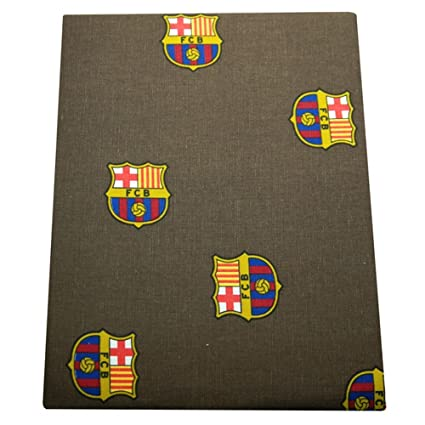 Amazoncom FC Barcelona Official Printed Football Crest Table Cloth - Barcelona fc table