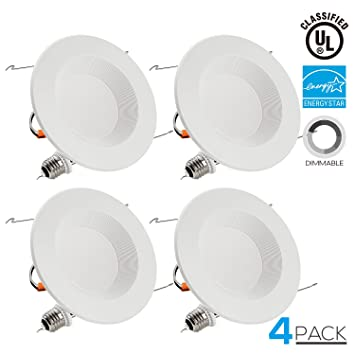 Amazon torchstar 56 inch dimmable recessed led downlight 13w torchstar 56 inch dimmable recessed led downlight 13w 90w equivalent aloadofball Choice Image