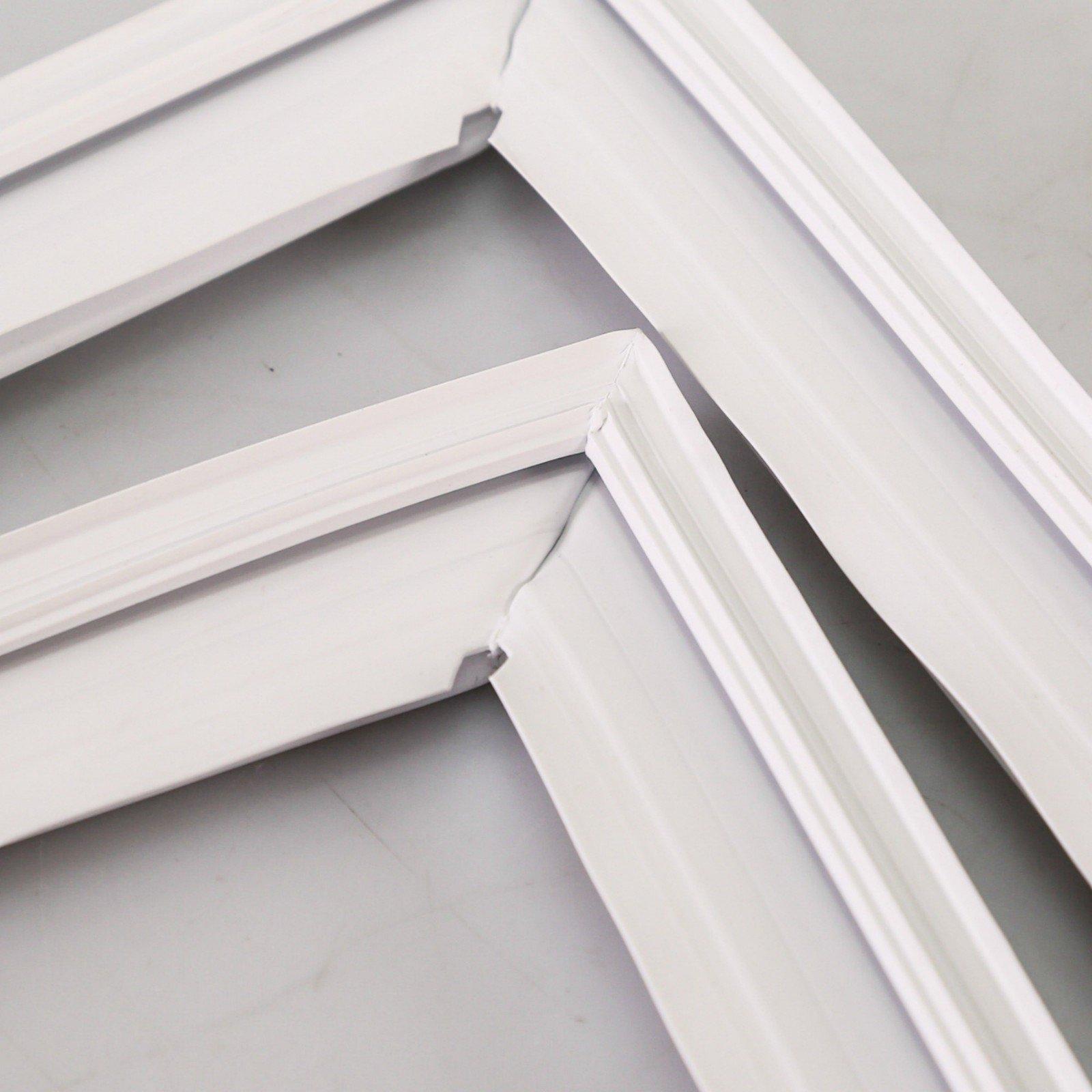 Frigidaire 5304507201 Freezer Door Gasket Genuine Original Equipment Manufacturer (OEM) Part for Frigidaire, Kenmore, Universal/Multiflex (Frigidaire), Gibson, Kenmore Elite, White-Westinghouse
