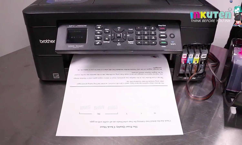 INKUTEN Prime sistema de suministro de tinta continua CISS para ...