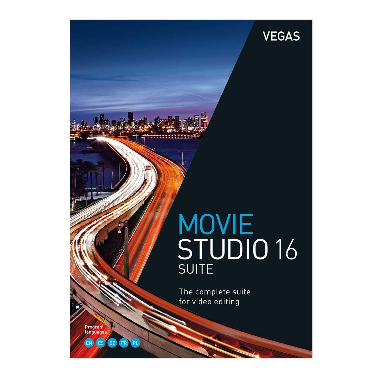 VEGAS Movie Studio 16 Suite [PC Download] by VEGAS