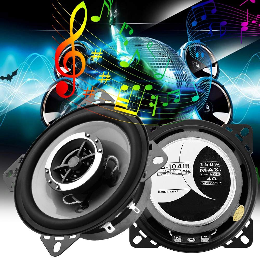 2pollici da 200 W Altoparlanti coassiali da auto full range frequenza Music Stereo Horn EBTOOLS Altoparlanti coassiali da auto 12V