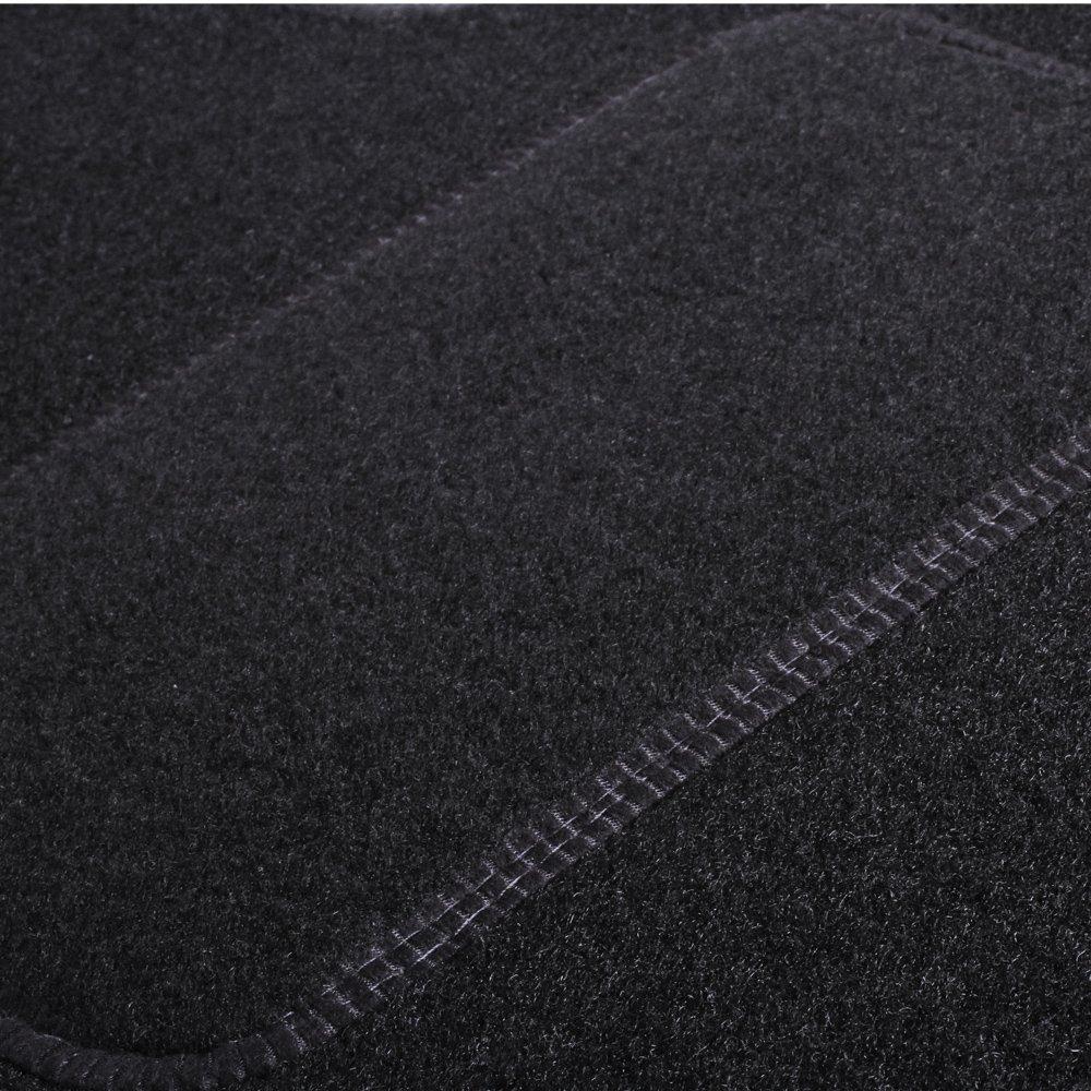Black profile autones 5060385340219 custom fit tailored car mats mats carpets car accessories