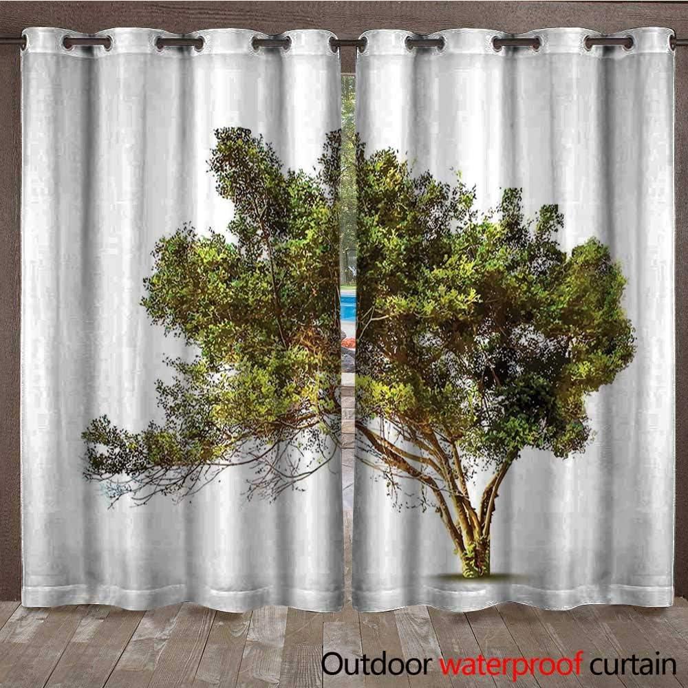 BlountDecor Árbol de la Vida Interior al Aire Libre Cortina de ...