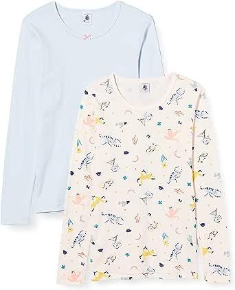 Petit Bateau Camisa para Niñas