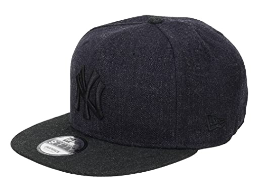 New Era Mujeres Gorras / Gorra Snapback Contrast Heather NY Yankees: Amazon.es: Ropa y accesorios