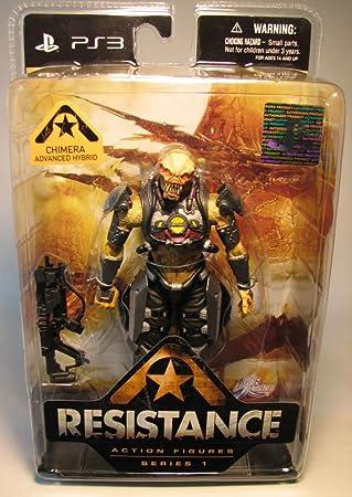 Resistencia serie 1: Chimera Avanzada Acción híbrido Figura: Amazon.es: Juguetes y juegos