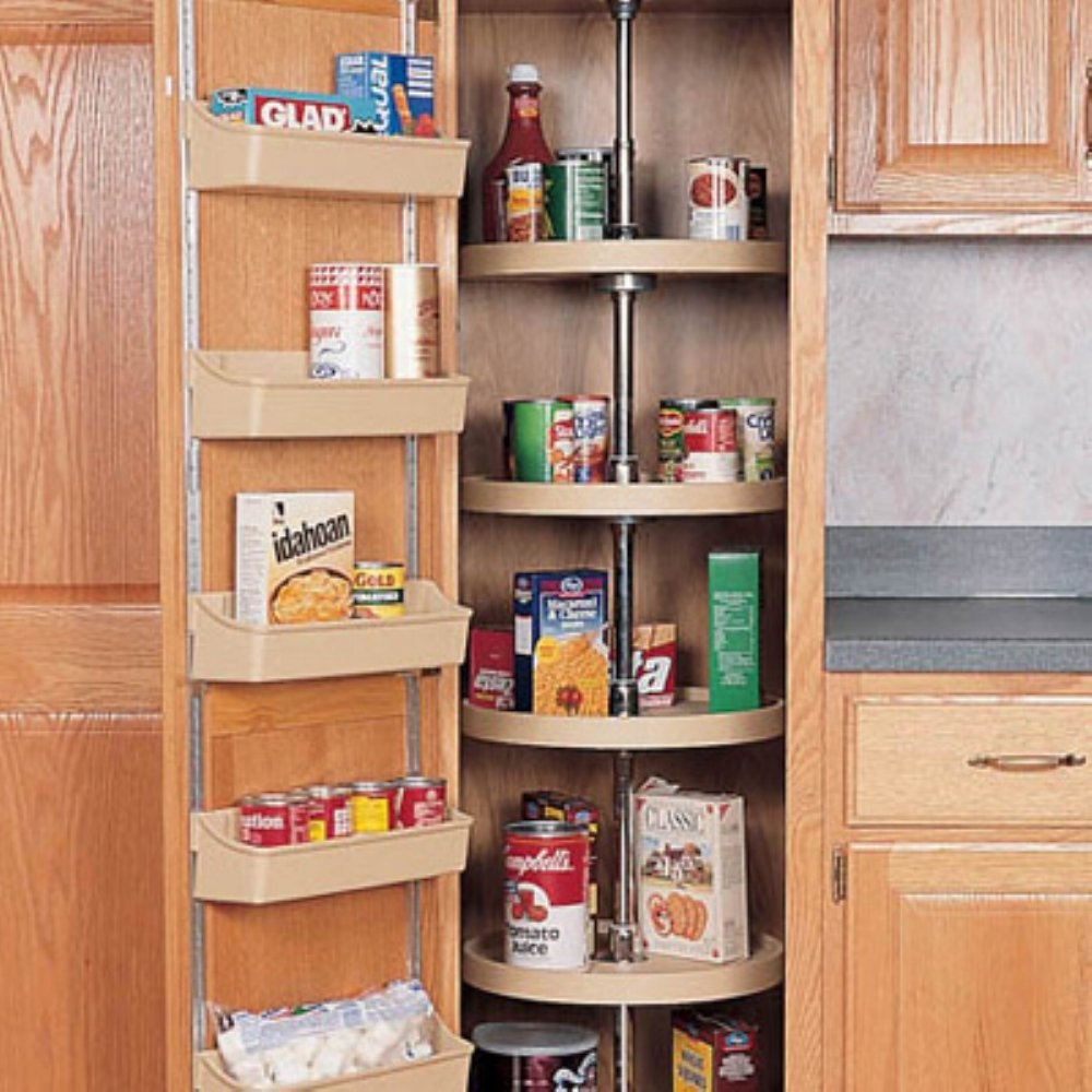Rev-A-Shelf 5 Tray Set with Screw-In Clips - 19.75 Inch Oharco Distributors Inc