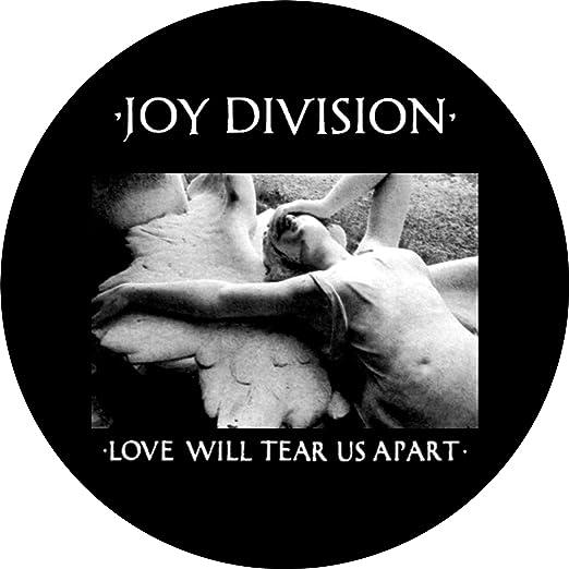 Amazon Com Joy Division Love Will Tear Us Apart Single Cover