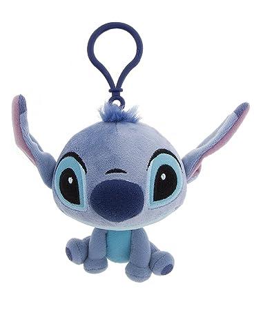 Amazon.com: Disney Parks punto de peluche llavero cadena ...