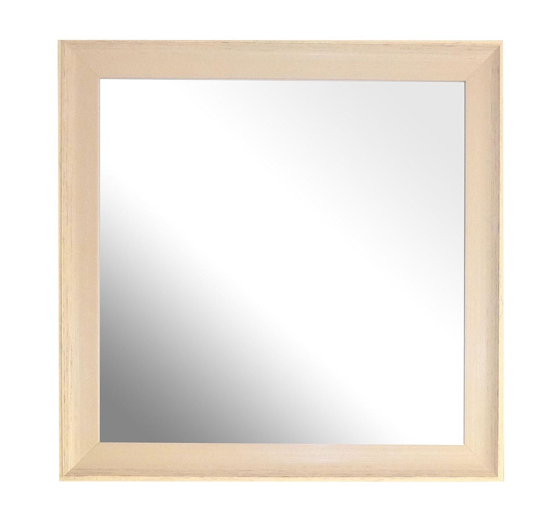 Inov8 Spiegel Rahmen Isla Stein 12 x 12 2 Stück, gelb, 2 Stück ...