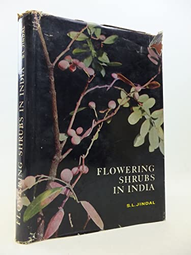 Flowering Shrubs in India