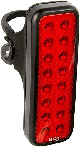 Knog Blinder MOB Bike Light: LED, USB Rechargeable