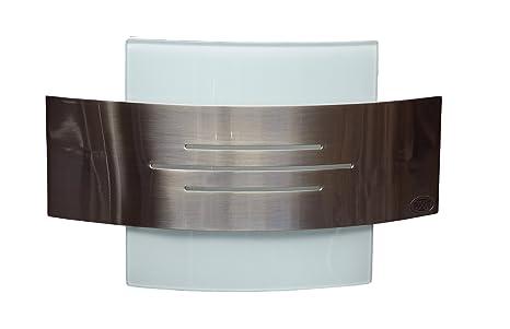 Wofi  vetro applique carré w r s nickel amazon