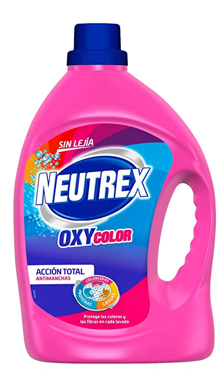 Neutrex Oxy Color Quitamanchas - 2620 ml
