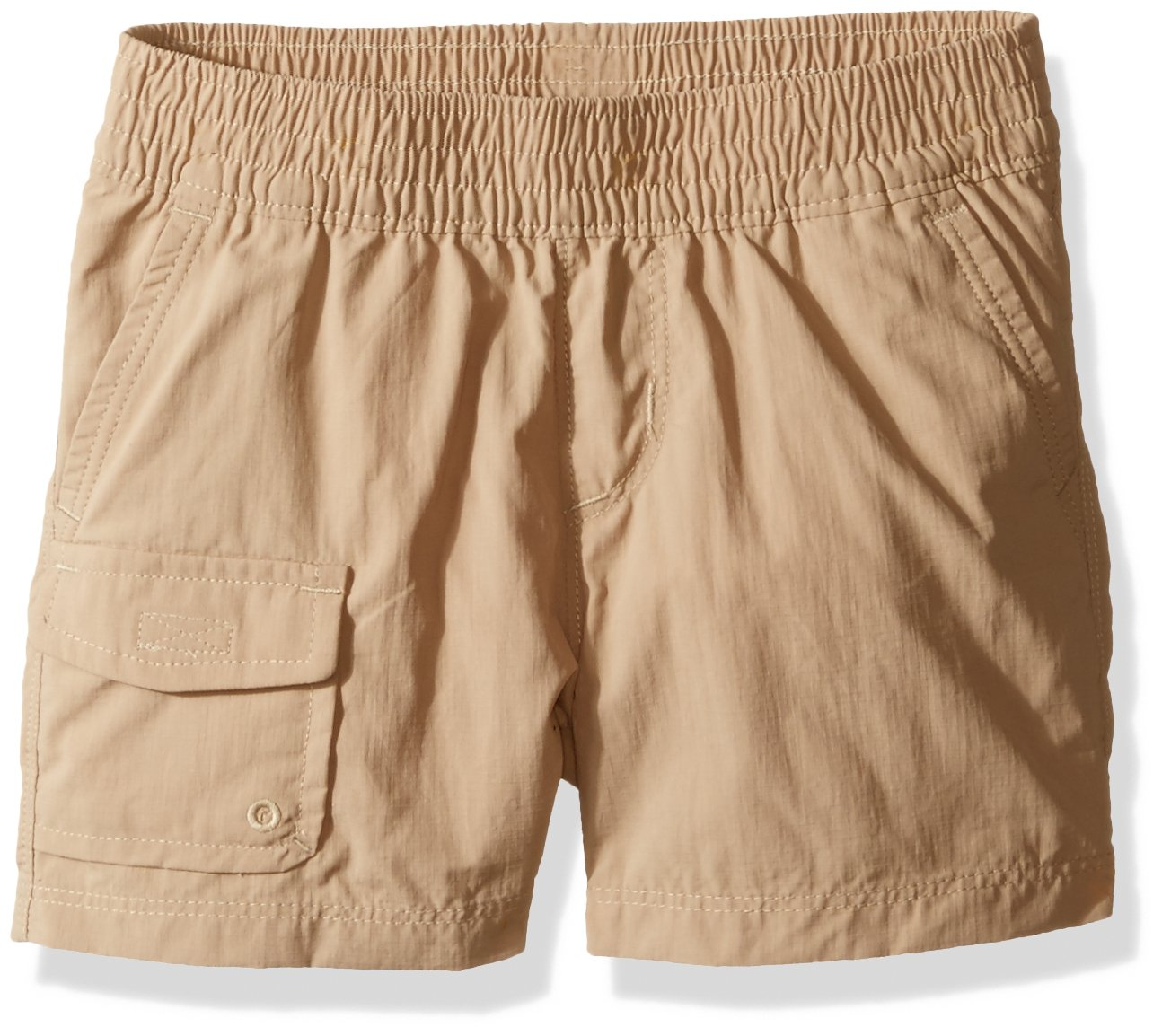 Columbia Girls Silver Ridge Pull-on Short, British Tan, XX-Small by Columbia