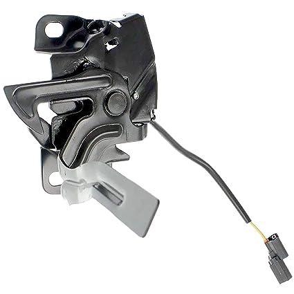 Amazon com: APDTY 141317 Hood Latch Lock & Sensor Fits 2012-2016