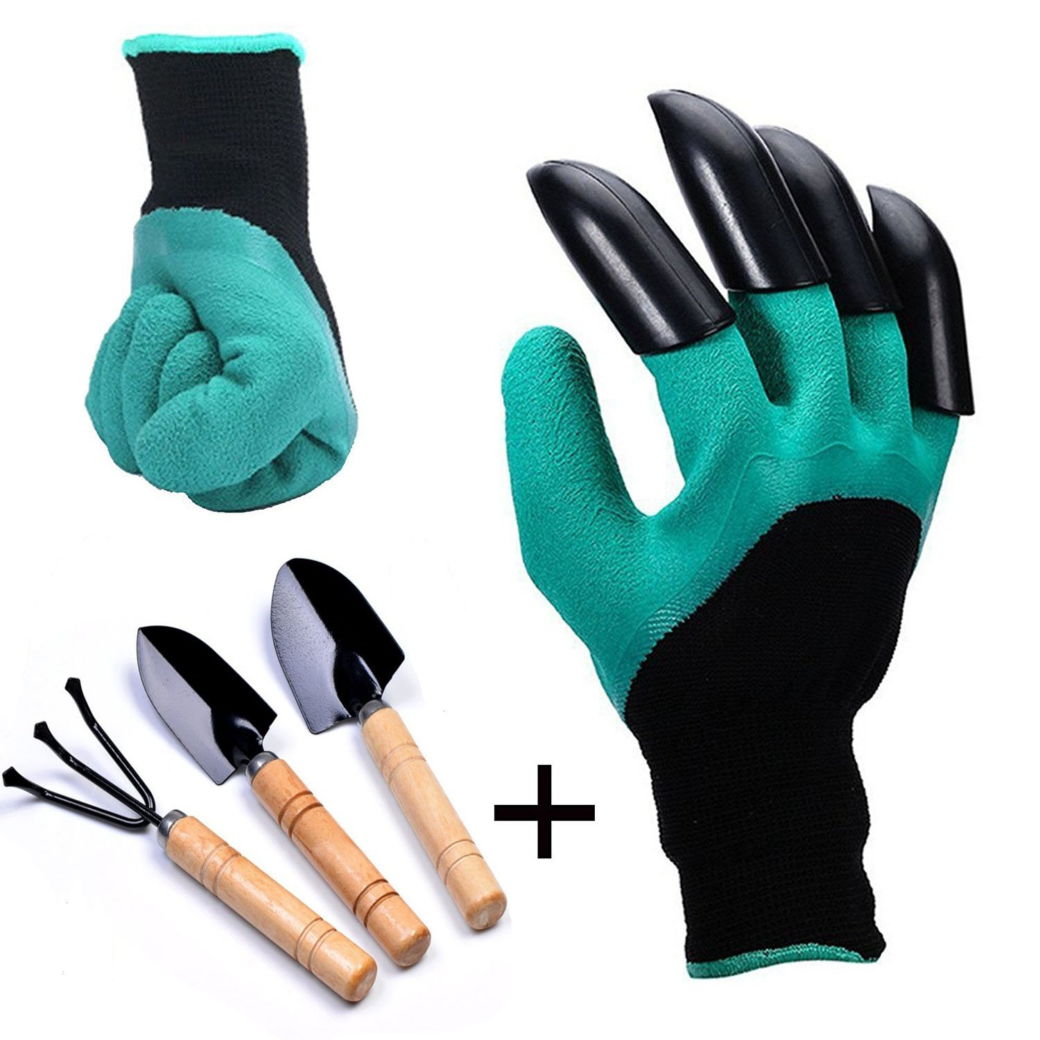 Garden Genie Gloves with Tools...