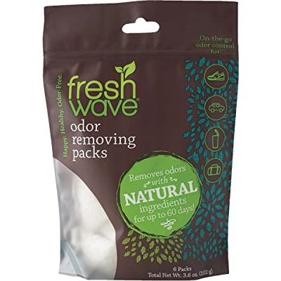 Fresh Wave Odor Removing Packs, Bag of 6: Garden & Outdoor