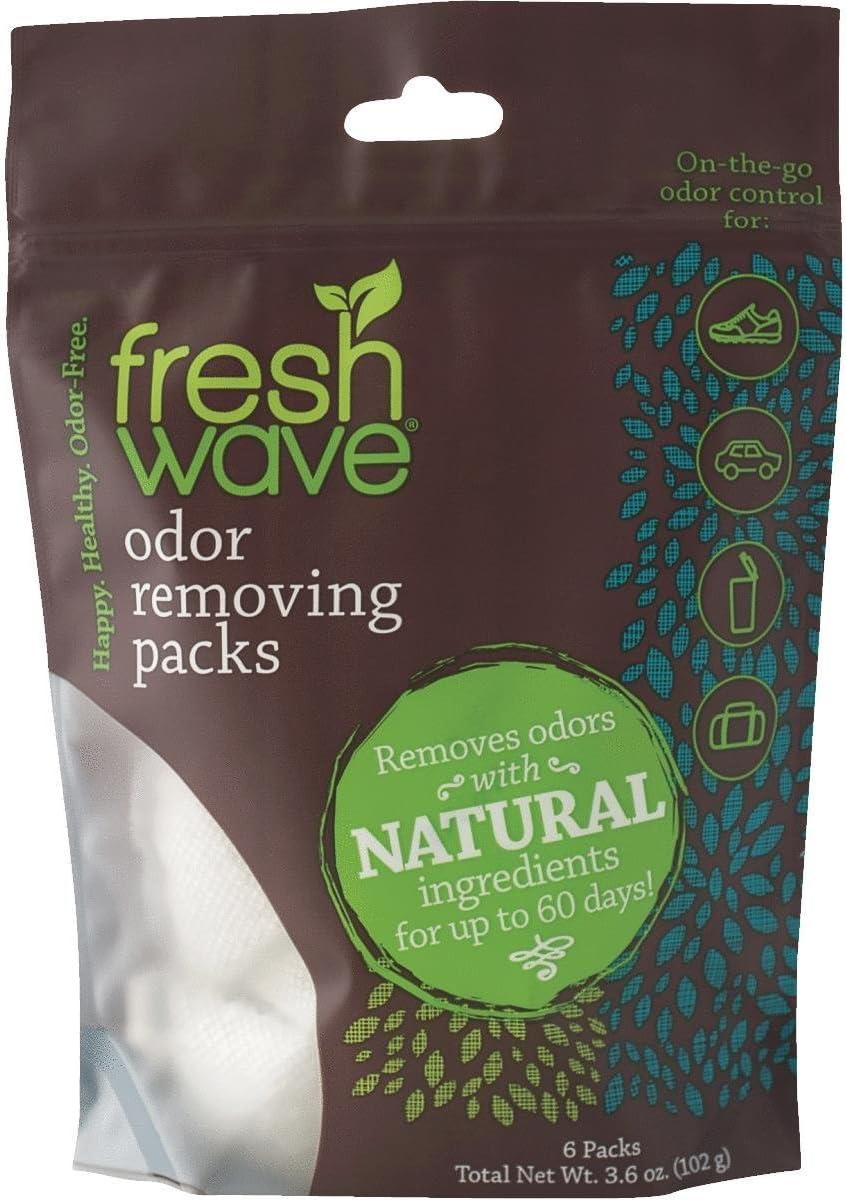 Fresh Wave continue Release Odor enlever les Packs, 6fils