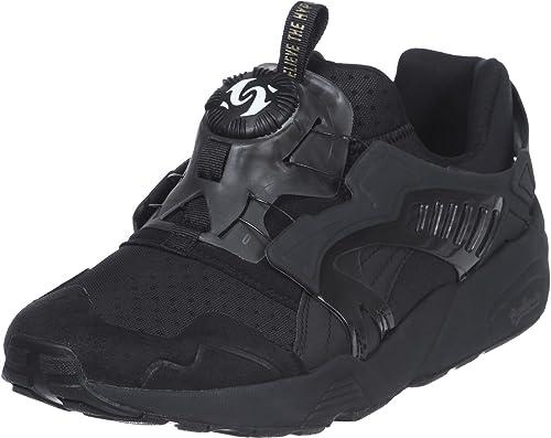 Puma Trinomic Disc x Sophia Chang - Black Trainer Size 7 UK: Amazon.es: Zapatos y complementos