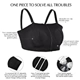 Hands-Free Pumping Bra Adjustable Breast-Pumps