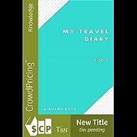My Travel Diary Vol.I Pondicherry/Mahabalipuram, trip photos, December2018.: Pondicherry/Mahabalipuram, trip photos, December2018. (English Edition)