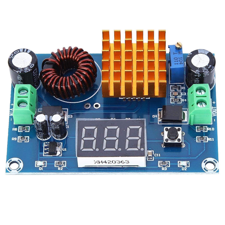 Fuente de alimentación Step Up Boost Module Placa de circuito Transformador de voltio Convertidor de voltaje para la industria con placa de enfriamiento de buen comportamiento