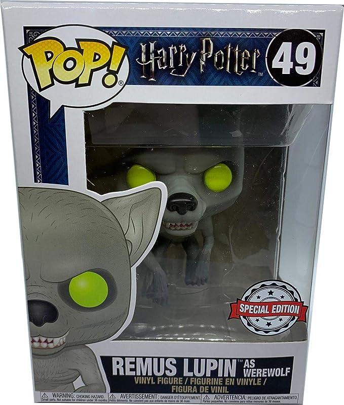 Funko Pop Remus Lupin Figure 45 Harry Potter Marauders ...