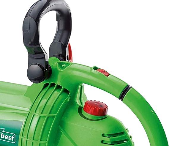 Flora Best® aspiradora de hojas 3 en 1, ventiladores y picadora ...