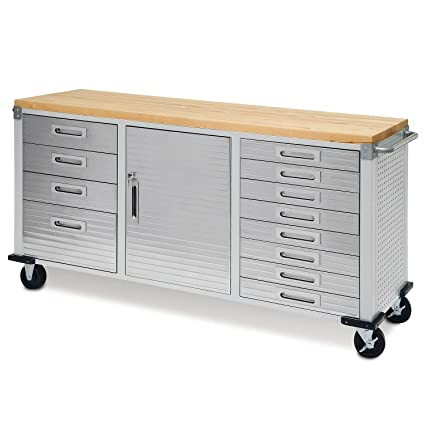 Seville Classics Ultrahd  Drawer Rolling Workbench
